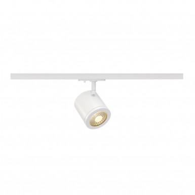 SLV Enola_C Spot für 1-Phasen-Stromschiene LED 3000K weiß 9W 55° 143951