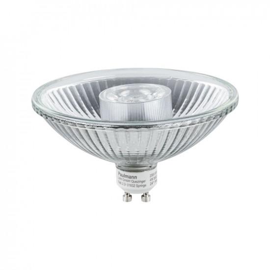 Paulmann 28514 LED Reflektor QPAR111 4W GU10 24° Warmweiß