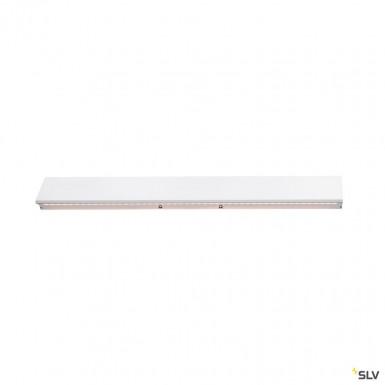 SLV Direto 60 Indoor LED Wandaufbauleuchte weiß CCT switch 2700/3000K