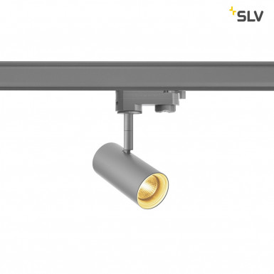 SLV Noblo Spot silbergrau 2700K LED 7,5W