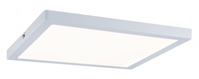 Paulmann 70871 Atria LED Panel eckig 24W Weiß matt dimmbar