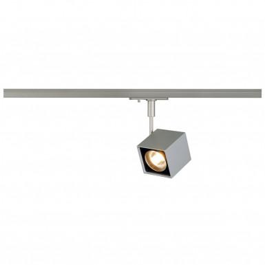 PURI 1 Phasen Schienensystem Komplettsystem Strahler Spot Lampe Leuchte 143191