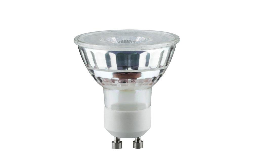 LED Glasreflektor 5,7W GU10 230V 2700K dimmbar