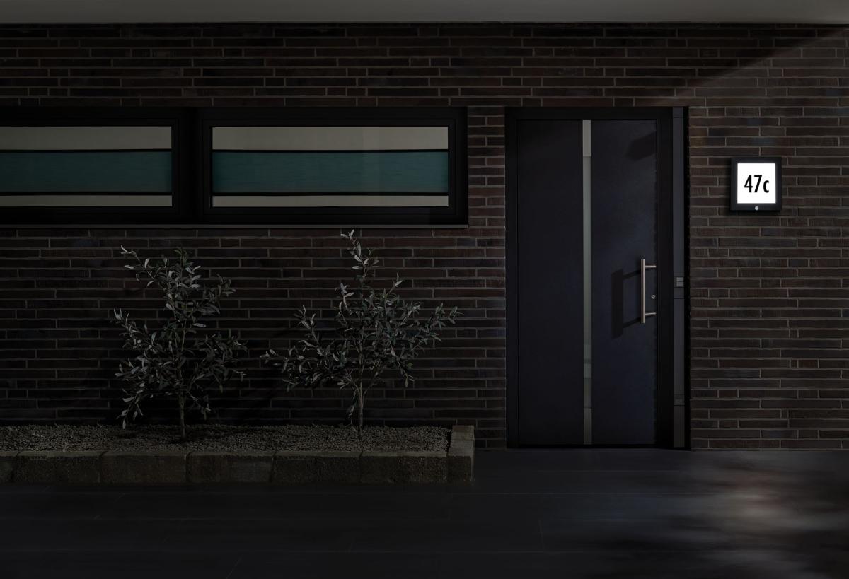 Paulmann 94254 Outdoor Panel 30x30 Cm Ip44 11w 230v