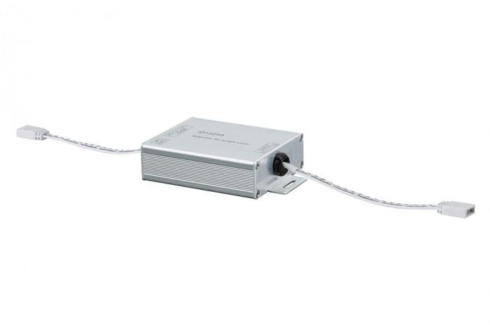 Paulmann 70452 YourLED Dimm/Schalt Verstärker Alu matt, Metall